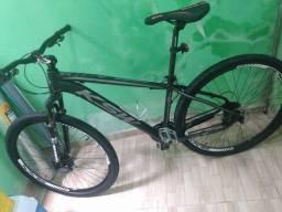 Bicicleta ksw aro 29 quadro 17 semi nova pouco meses de uso