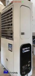 Super II Max aparelho de refrigeração Thermo King Mathias Implementos
