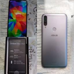 Asus Zenfone Max Shot semi-novo