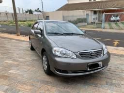 Corolla 08/08 aut , gas  xli