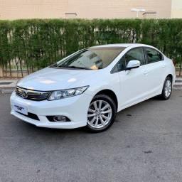 Honda Civic LXL 1.8 Flex 2012/2013 4P Automático