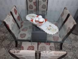 Mesa Jantar C/ 8 Cadeiras