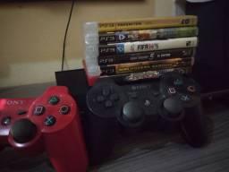 Vendo PlayStation 3  destravado
