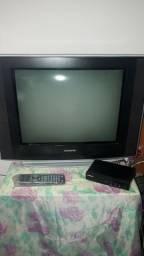 vendo essa TV 21 polegada toda perfeita sem nenhum problema