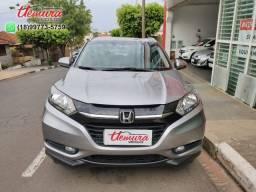 Honda/ HR-V EXl CVT - 2015/2016 - Flex - Cinza