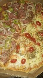 Pizza Grande +refrigerante