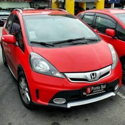 MK* Honda Fit Twist 1.5 - 2013 - Automático