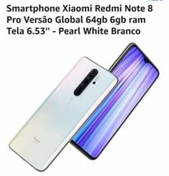 Celular xiaomi Redmi 8 pro 64gb