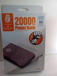 Bateria portatil 20.000 mah