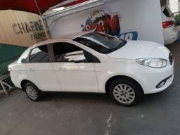 Fiat Grand Siena Flex 1.0 Branco 24 mil km Única Dona Completo Quitado IPVA 2020 no Seguro