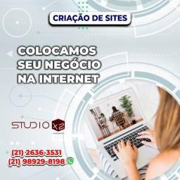 Criação de Site - Studio X2