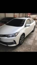 Corolla xei 2019 impecavel novo