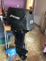 Motor popa Mercury 15hp Super