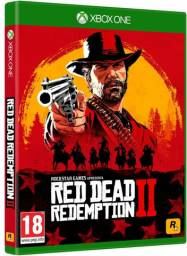 Red Dead Redemption2 Xbox One Mídia