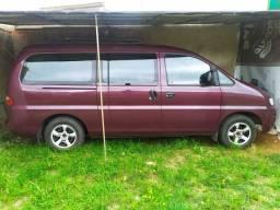 Van H1 Starex Hyundai 2.5 Diesel