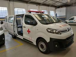 Ambulância Jumpy