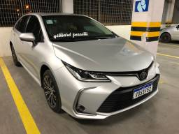 Corolla Altis 2020 10.000 km zero