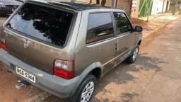 Fiat uno way quitado com ar 17.000