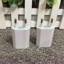 Carregador/Adaptador de Parede/Tomada UE/CA para iPhone/Samsung