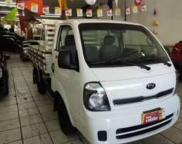 Kia Bongo carroceria/Parcelamento