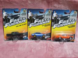 Fast and Furious Mattel <br>Blister lacrado <br><br><br>