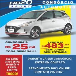 Consórcio Automotivo todas as marcas com ótimos planos!