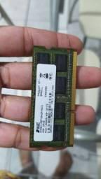 Memória DDR3 4gb p / notebook