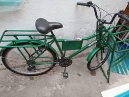 Bicicleta Monark cor verde