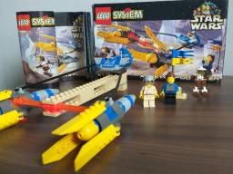 Lego Star Wars - Anaking's Podracer (completo)