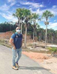 Residencial PARAÍSO DOS LAGOS. Terrenos para chácara/sítio COM IGARAPÉ NA ÁREA DE LAZER