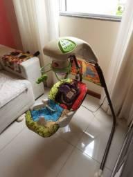 Cadeira balanco Automatica