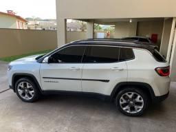 Título do anúncio: Jeep Compass 2.0 Limited *49.630* KM