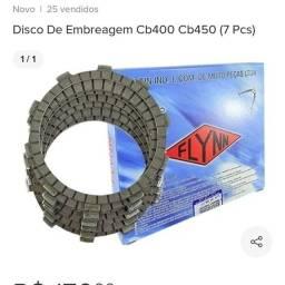 Disco de embreagem CB400