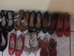 Sapatos para venda