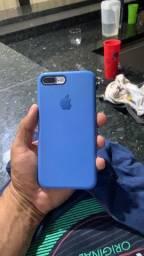 iPhone 7 Plus 256 g prata