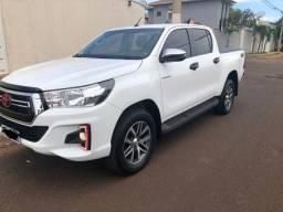 Toyota Hilux 2019 SR diesel 4x4