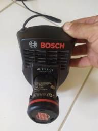 Carregador e bateria Bosch