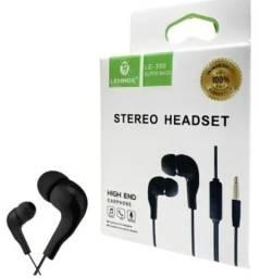 Fone de ouvido Stereo Headset