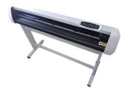 Plotter de recorte Jinka JK1351 Mira laser Branca