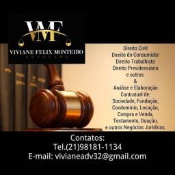 Advogada Dra.Viviane Felix Monteiro