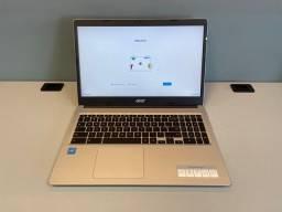 Notebook Acer Chromebook 315 15.6 Celeron N4000 - Produto Novo
