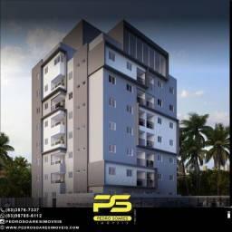 Apartamento com 2 dormitórios à venda, 58 m² por R$ 253.000 - Portal do Poço - Cabedelo/PB