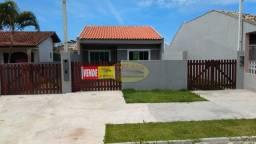 Título do anúncio: RESIDÊNCIA com 2 dormitórios à venda com 46m² por R$ 169.000,00 no bairro Balneário Coroad