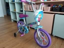 Bicicleta aro 12 - Frozen
