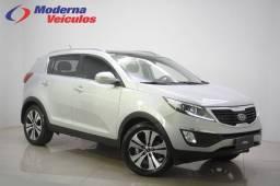 SPORTAGE 2012/2013 2.0 EX 4X2 16V FLEX 4P AUTOMÁTICO