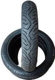 Pneu Dianteiro Twister Fazer 250 Cb300 - 100/80-17