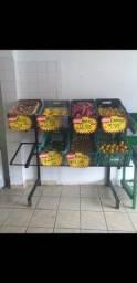 Expositores de frutas e verduras os 2 por 600