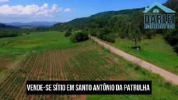 Sítio em Santo Antônio, 27 Hectares, Escriturado com Açude. Peça o Vídeo Aéreo