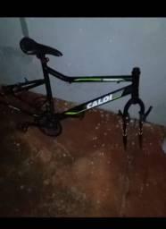 Vendo quadro de bike aro 26(aceito oferta)