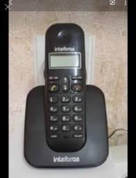 Título do anúncio: Vendo 3 aparelhos de telefone sem fio novíssimo
